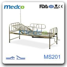 Chambre d'hôpital deux manivelles MS201