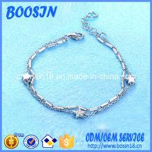 Cheap Exquisite Star Chain Bracelet