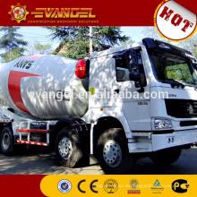 máquina mezcladora Sany 12m3 camión hormigonera máquinas