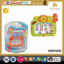 Mini brinquedo da câmera do bebê dos desenhos animados