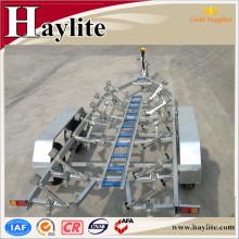 Высокое качество Шаньдун оцинкованная RC или гидроцикла или надувной лодки трейлер