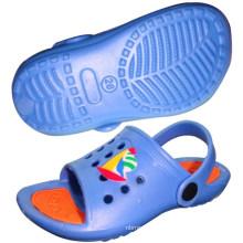 2017 nuevas sandalias de los niños del OEM del diseño