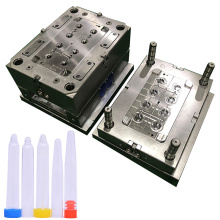 professinal custom mould for medical devices extraction blood test tube medical plastic injection product mold maker