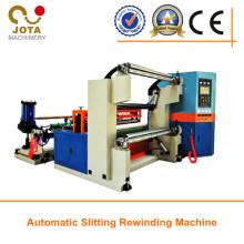 Machine de rebobinage de rouleau de papier Jumbo