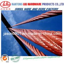 Corde en acier (usine)