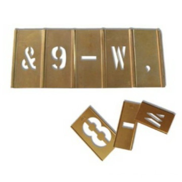 Stencil Letter and Figure Sets
