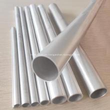 Tubo estirado en frío de aluminio de alta frecuencia redondo