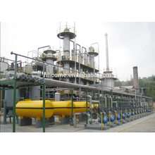 Planta de biodiesel de poupança de energia para venda, preço de máquina de biodiesel pequeno