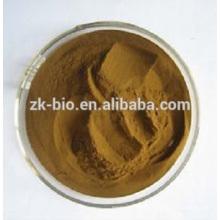 Extrait naturel de feuille d'écorce d'Eucommia ulmoides organique organique