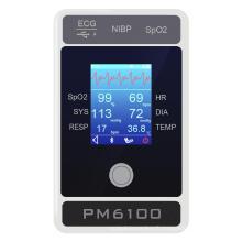 6 Paramètre Palm Patient Monitor