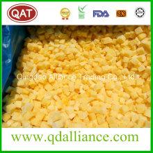 IQF Congelado Diced Mango