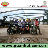 light steel structure construction