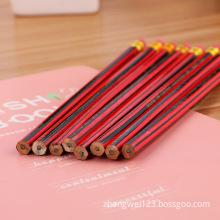 Wooden pencil draw student practice non-poisonous