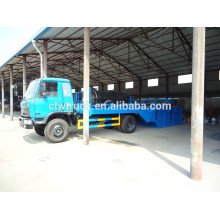 8CBM Container Garbage Truck with Dongfeng chassis