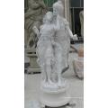 Geschnitzte Stein Skulptur Statue Garten Dekoration mit Marmor Granit Sandstein (SY-X1313)
