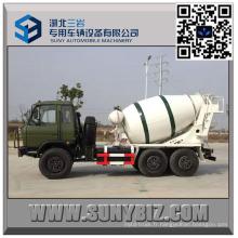 DFAC CUMMINS moteur 3 cm3 de camion de mélangeur de transit routier