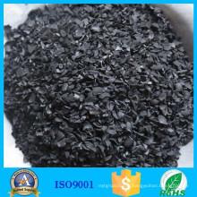 charbon actif de coquille d'abricot granulaire pour la décoloration de boissons