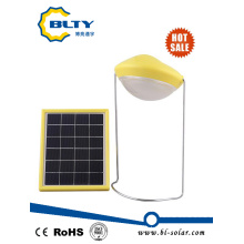 LED Solar Table Light for Reading