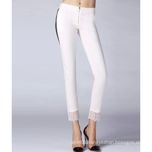 Newest Fashion Design Pants Women′s Hot Sale Slim Pants