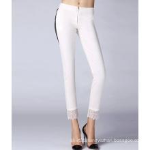 Newest Fashion Design Pants Women′s Hot Sale Slim Pants