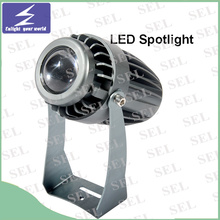High Quality Flexible Aluminum LED Spot Light