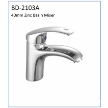 Bd2103A Zinc Single Lever Basin Faucet 40mm