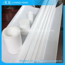 Tige en plastique spéciale conception largement utilisé chimique résistant électrique isolant extrudé