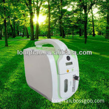 low purity oxygen large flow portable oxygen concentrator for sports man