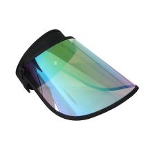 female long lens sun visor hat UV protective