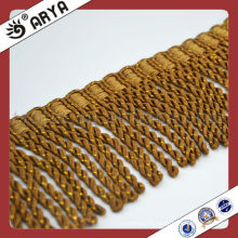 Stock Bullion Fringes and Trims for Sofa,Valance,Tapestry and Cushion Cover