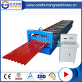 Philippine Galvanized Corrugated Steel Roll Forming Machine