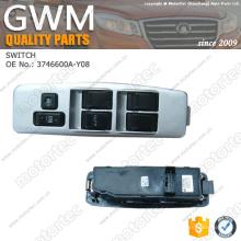 OE Great Wall HAVAL M2 interruptor de piezas de repuesto 3746600A-Y08