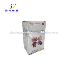 Caixas de Embalagem de Papel para Embalagem de Medicamentos Pequenos de Qualidade Superior