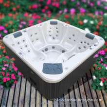A 520L---- Outdoor Spa Jacuzzi for 5 Person with 2 loungers