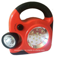 Multifunción giran la luz de emergencia del trabajo del LED con el imán para la inspección (WL-1050)