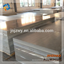 6062 6083 T4 T5 T6 Standard Size Brushed Aluminum Sheet used in Industry