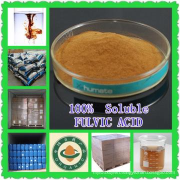 100% Soluble Fulvic Acid