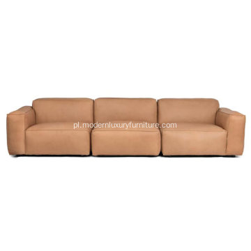 Skórzana sofa Solae Canyon Tan