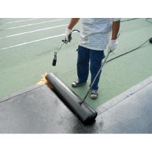 3 mm Thickness Reinforced Sbs /APP Bitumen Waterproof Roofing Membrane with High Quality (ISO)