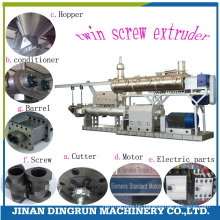 poultry feed manufacturing equipment pet food machine