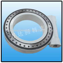 SE21 Enclosed housing slewing drive 21 inch worm drive and small slew drive for excavator tilt rotator