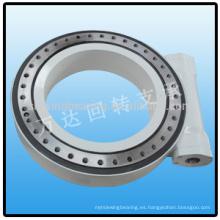 Accionó la rueda para el sistema de seguimiento solar en la rejilla y apagado diseño de la rejilla con el motor SE25