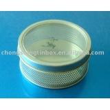 Mesh Tin Box With PVC