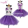 Baby Mädchen Tutu Kleid Prinzessin Ballkleid Kinder Party Tüll Kleid Kinder Tanz Kleidung für Geburtstag Hochzeit Blumenmädchenkleider