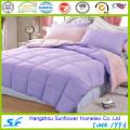 Одноцветное летнее одеяло из полиэстера
