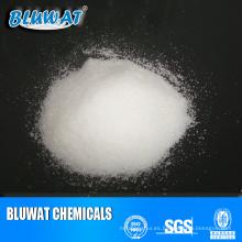 Polvo de poliacrilamida aniónico / catiónico