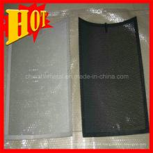 Forma personalizada titanio Mesh Gr5 para la venta