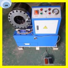 Machine de rabattement hydraulique de tuyau de 4 pouces 380V
