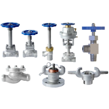 All Kinds of Cryogenic Valves