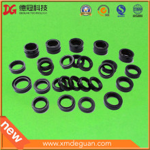 China Auto Parts Injection Plastic Silicon Rubber Seal Ring